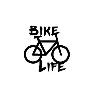 Bike Life Decal Bike Life Car Decal Bike Life Vinyl Decal Bike Life Sticker Bike Life Custom Car Decal Bike Life Decal