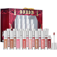 BUXOM Shimmer & Shake™ Show-Stopping Collection of 15 Mini Full-On™ Lip Polishes & Creams