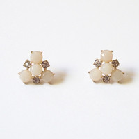 Shine On Studs from Lemon Drop Boutique