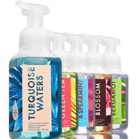 COASTAL VIBES5-Pack Gentle Foaming Hand Soap