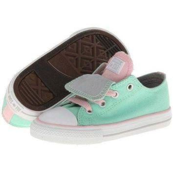 DCK7YE Converse Double Tongue in Peppermint Shoes