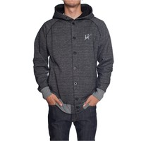 HUF | HUF SUTTER BUTTON UP HOODIE