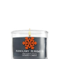 Mini Candle Mahogany Teakwood