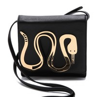 Vera Snake Cross Body Bag