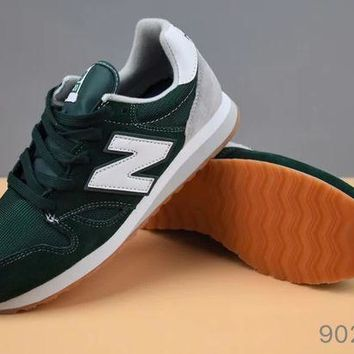 ONETOW cxon new balance nb520 retro air permeability green white for women men running sport casual shoes sneakers