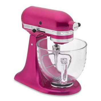 KitchenAid Artisan Susan G. Komen Stand Mixer, Raspberry Ice | Williams-Sonoma