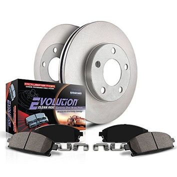 Autospecialty KOE2316 1-Click OE Replacement Brake Kit