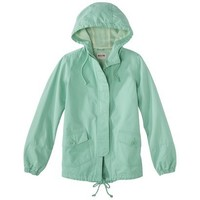 Mossimo Supply Co. Junior's Anorak Jacket w/ Hood -Assorted Colors
