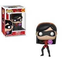 Violet Funko Pop Incredibles 12 Days of Daxie