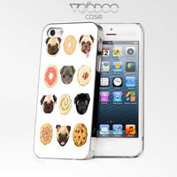 Dog Face And Donuts iPhone 4s iphone 5 iphone 5s iphone 6 case, Samsung s3 samsung s4 samsung s5 note 3 note 4 case, iPod 4 5 Case