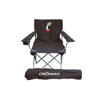 Cincinnati Bearcats NCAA Ultimate Adult Tailgate Chair