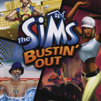 Sims Bustin' Out (Microsoft Xbox, 2003)