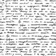 Removable Wallpaper - Handwriting