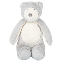 Plush Grey Bear
