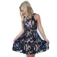 Lay Into You Sequin Babydoll Dress