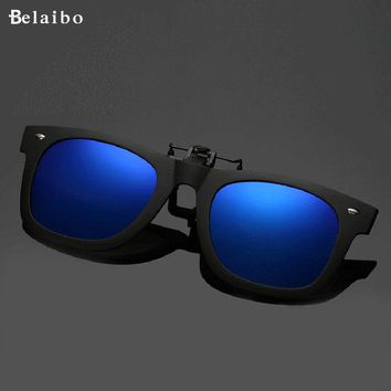 Belaibo 2017 Hot glasses Unisex Retro Aluminum Sunglasses Polarized Lens Vintage Sun Glasses For Men/Women free delivery