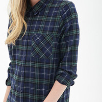 Classic Plaid Flannel