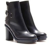 mytheresa.com -  CYPRESS LEATHER ANKLE BOOTS - Luxury Fashion for Women / Designer clothing, shoes, bags