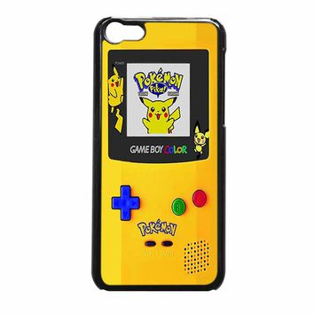 Gameboy Color Pokemon Edition iPhone 5c Case