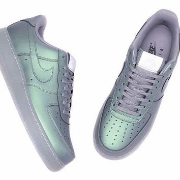Nike Air Force 1 718152-019 2018 For Women Men Running Sport Casual Shoes Sneakers