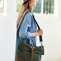 United By Blue Aidan Fold-Over Messenger Bag - Urban Outfitters