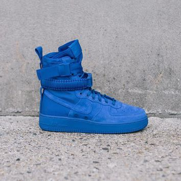 NIKE - Men - SF Air Force 1 - Blue