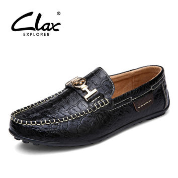 men loafers 2016 alligator shoes for men blue mens shoes genuine leather British style shoes vintage flats driving moccasins