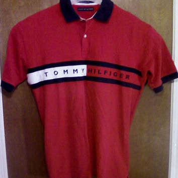 002128e08807ca Best Vintage Tommy Hilfiger Shirt Products on Wanelo
