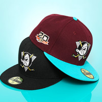 New Era Anaheim Mighty Ducks Hats - Culture Kings Blog