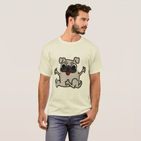 Adorable Dog Pug T-Shirt
