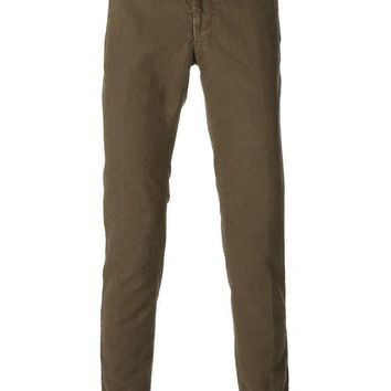Incotex Skinny Fit Chino Trousers