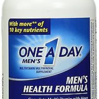 One-A-Day Multivitamin Men's Health Formula  200 Tablet  Bottle One-A-Day