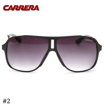Carrera 2018 new men's and women's universal box sunglasses F-ZXJ #2