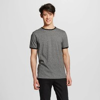 Men's Crew Neck T-Shirt Black - Mossimo Supply Co.™