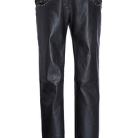 Skinny Leather Pants | Moda Operandi