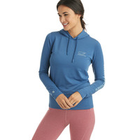 Long-Sleeve Whale Tail Performance Hoodie