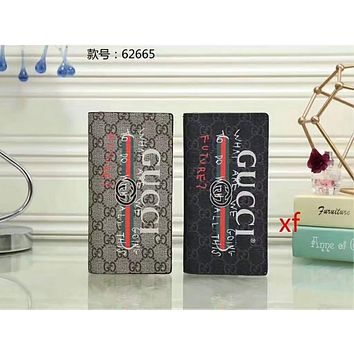 GUCCI female tide card fashion exquisite card package F