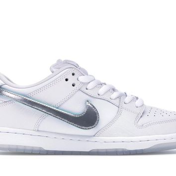Nike SB Dunk Low Diamond Supply Co White Diamond f14ddac0324e