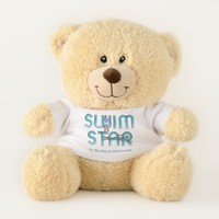 TOP Swim Star Teddy Bear