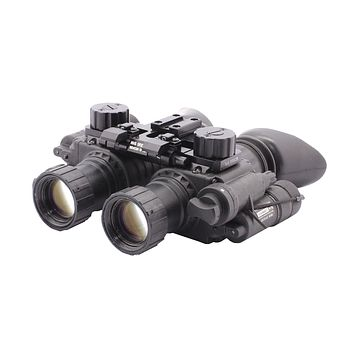 Newcon Optik NVS 15-3AG Night Vision Goggles Dual Tube Gen. 3 Autogated MG w/IR