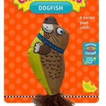 Sergeant's(R) Crazy Claws Fish Tales Cat Toy 1 count