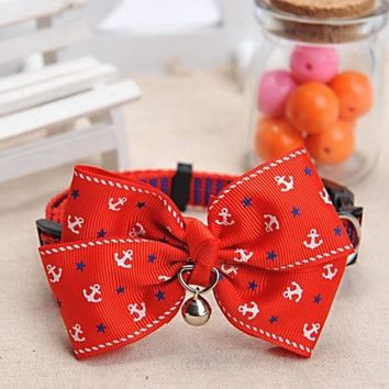 DCCKIX3 Pet Supplies  Cats Dog Tie Wedding Accessories Dogs Bowtie Collar Holiday Decoration Christmas Grooming
