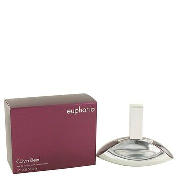 Euphoria By Calvin Klein Eau De Parfum Spray 1.7 Oz