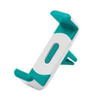 Universal Car Vent Phone Mount - White Green