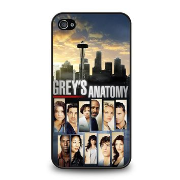 GREY'S ANATOMY iPhone 5C Case Cover