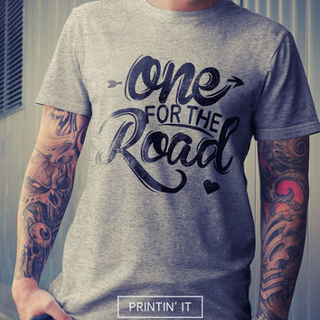 One For The Road Lyrics  - Arctic Monkeys - T-shirt - Alex Turner - Vintage look - Hipster Indie Rock Music Unisex Shirt - Tumblr shirt