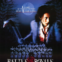 Battle Royale 11x17 Movie Poster (2000)
