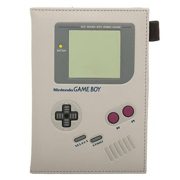Gameboy Wallet Video Game Passport Wallet Gift for Gamers