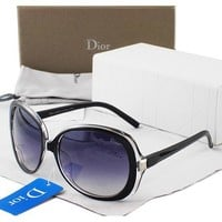 Dior Women Casual Sun Shades Eyeglasses Glasses