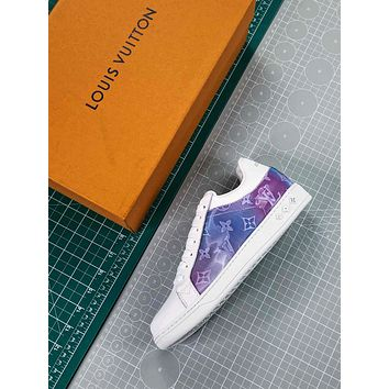 Louis Vuitton Lv Luxembourg Sneakers